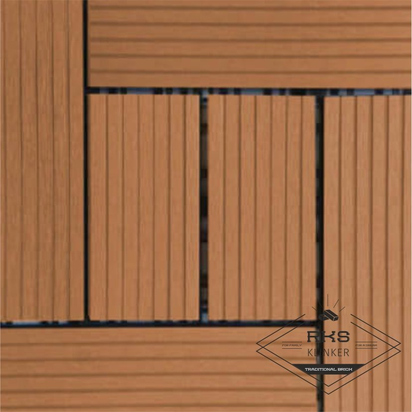 Садовый паркет CM-Decking (СиЭм-Декинг), серия CLASSIC, Рябина в Старом Осколе
